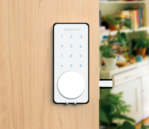 HUGE PRICE DROP: Igloohome Smart Lock Deadbolt 02 - Grant & Control Access Remotely Offline!