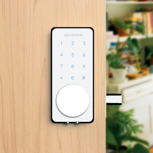 LOWEST PRICE EVER: Igloohome Smart Lock Deadbolt 02 - Grant & Control Access Remotely Offline!