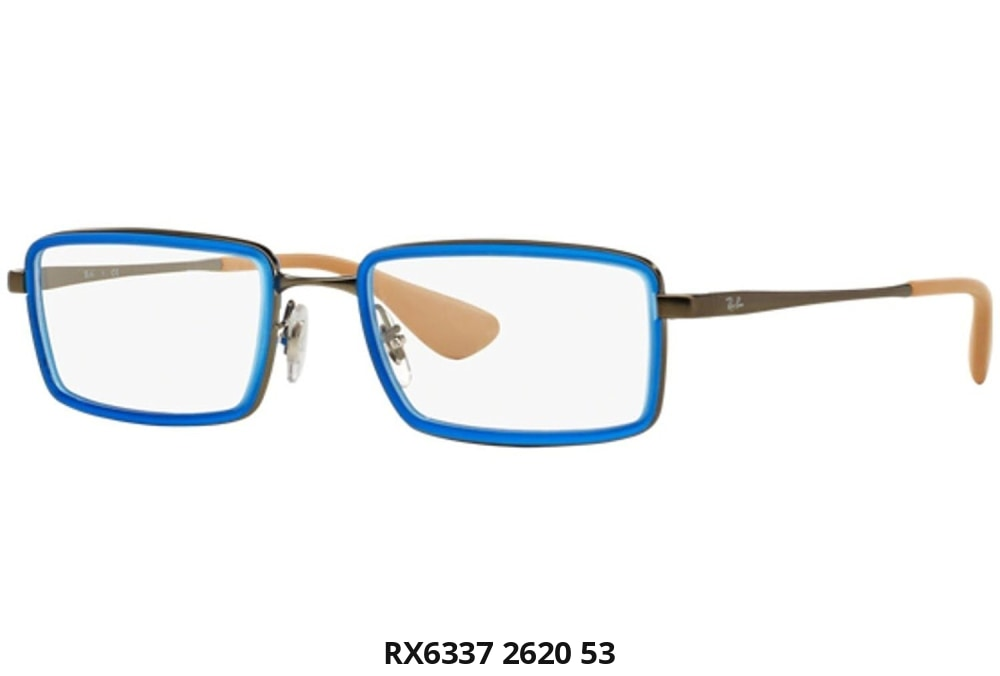 End Of Summer Ray-Ban Eyeglass Frame Clearance Sale - All Models $34.99 Ships Same/next Day! Rx6337