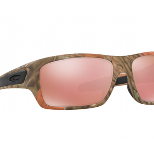 Oakley Fives Squared Turbine Woodland Camo VR28 Sunglasses (Model: OO9263-28)