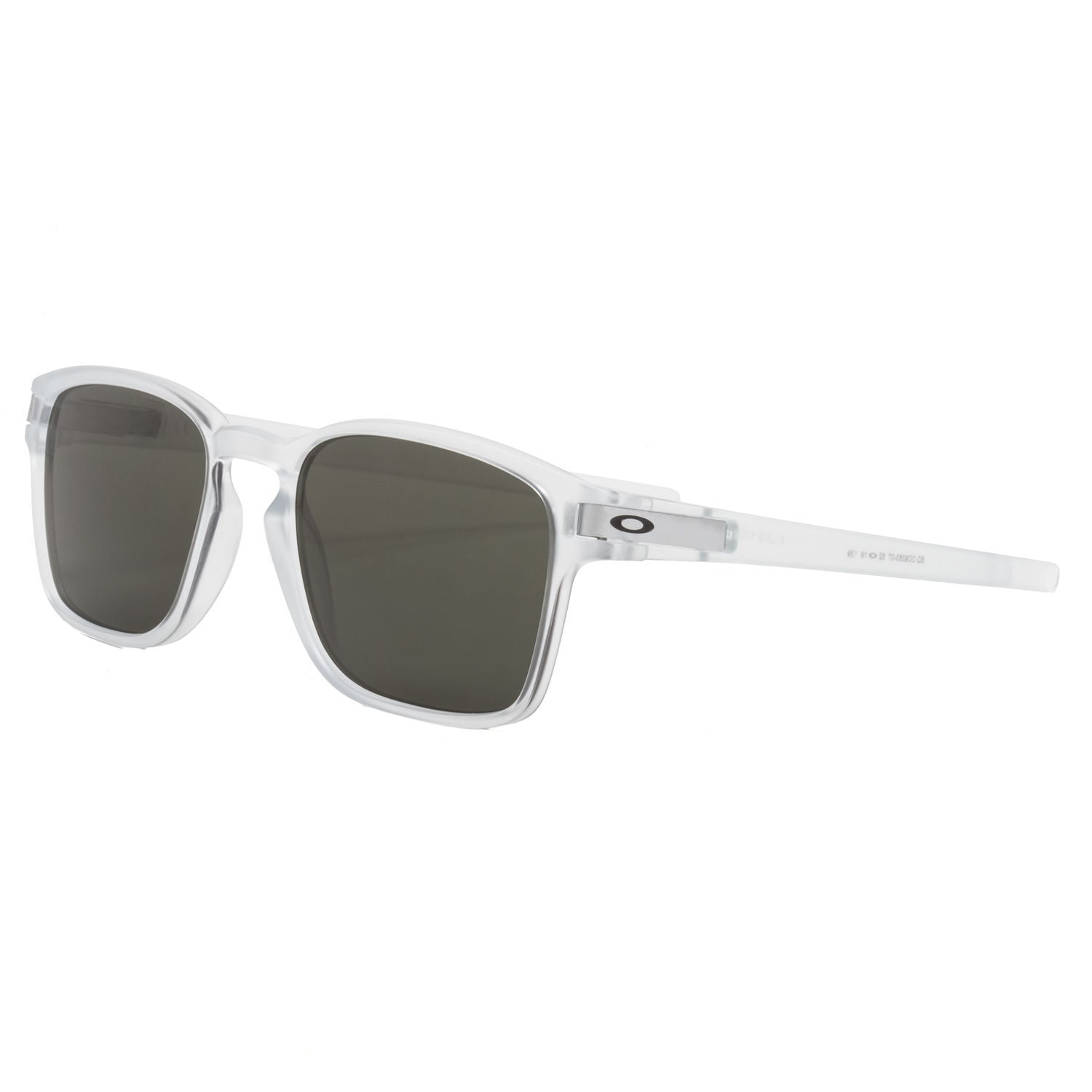 Oakley Latch Square Clear Sunglasses (OO9353-07)