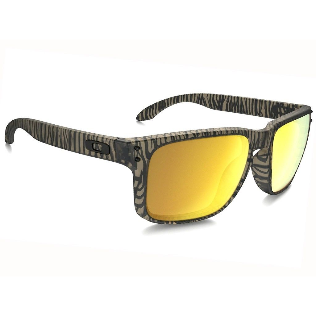 Oakley Urban Jungle Holbrook 24k Iridium Sunglasses (OO9102-99)