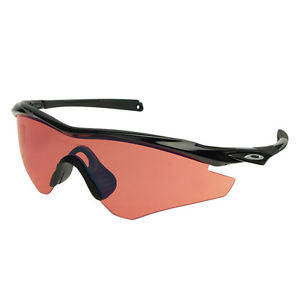 Oakley Men's M2 Frame Asian Fit Sunglasses, Polished Black/G30 Iridium