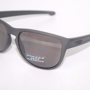 Oakley Sliver R Polarized Prizm Daily Sunglasses - Display Model - New w/o Box (OO9342-08 57mm) - Use code NoBox20
