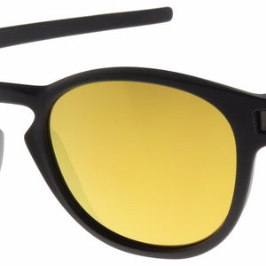 Oakley Latch 24K Iridium Lens Sunglasses | Asia Fit (OO9349-04)