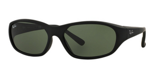 Ray-Ban Daddy-O Black/Green Sunglasses (RB2016 601S/71)