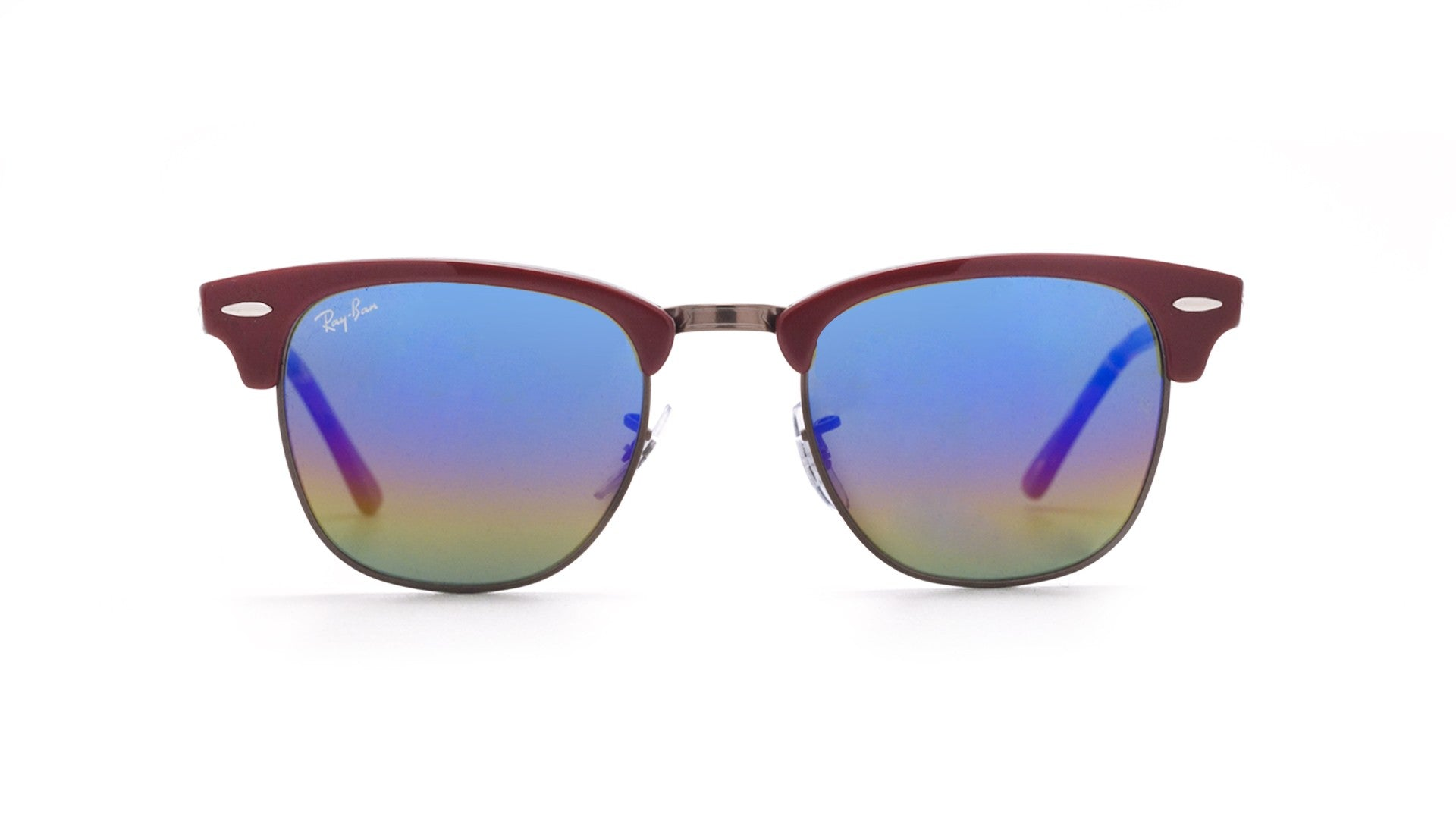 Ray-Ban Clubmaster Sunglasses (RB3016) - 3 Colors to Choose From!