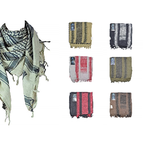 BUY ONE GET ONE FREE! Tactical 365 Operation First Response Military Shemagh Desert Scarf