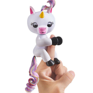 Finger Unicorn Rainbow Interactive Electronic Motion Toy - Ships Same/Next Day!