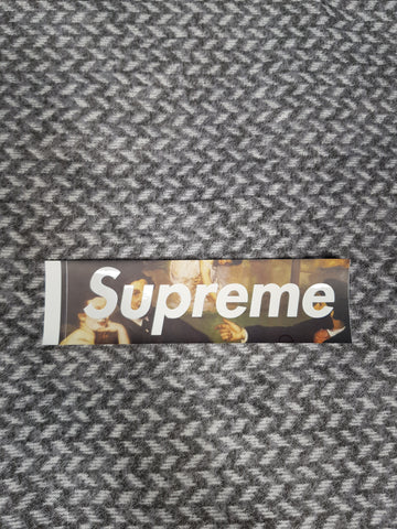 Supreme Le Bain Sticker