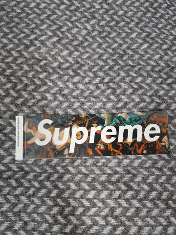 Supreme x Undercover (Fall of The Rebel Angels) Box Logo Sticker