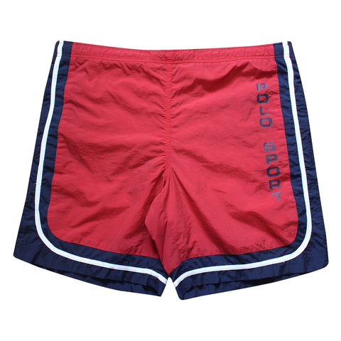 Ralph Lauren Polo Sport Shorts - Thriftfinds, NZ Vintage clothing store