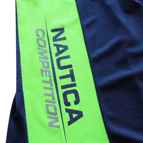 Nautica Competition Singlet - Thriftfinds, NZ Vintage clothing store