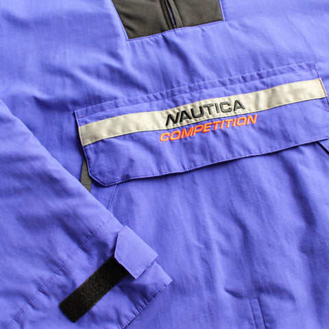 Nautica Competition 90's Fleece (RARE) - Thriftfinds, NZ Vintage clothing store
