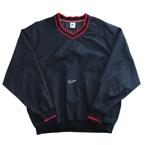 Nike 90s Nylon Windbreaker - Thriftfinds, NZ Vintage clothing store