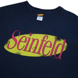 Seinfeld Tv-Series Vintage Tee - Thriftfinds, NZ Vintage clothing store