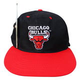 Chicago Bulls 90's NBA Radiohead Hat - Thriftfinds, NZ Vintage clothing store