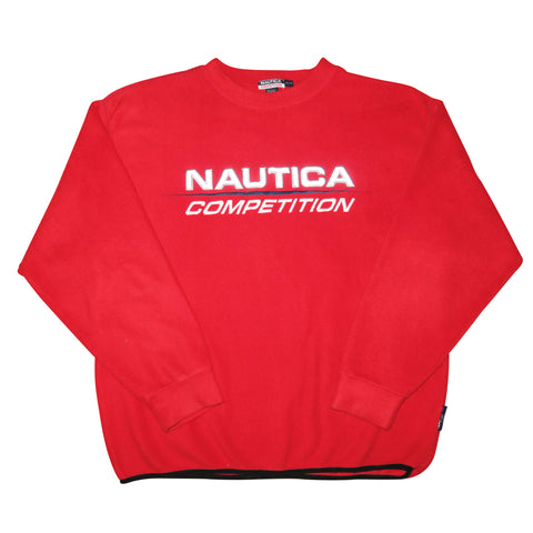 Nautica Competition 3M Fleece Crewneck