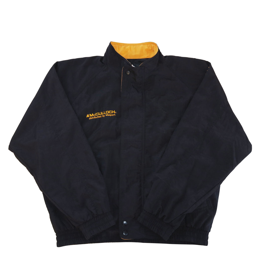 McCulloch Arm Spell-out Bomber Jacket