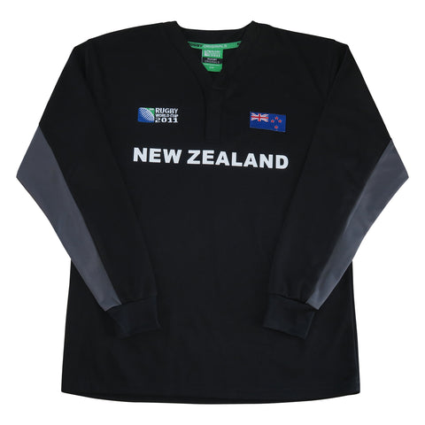NZ Rugby World Cup 2011 Jersey
