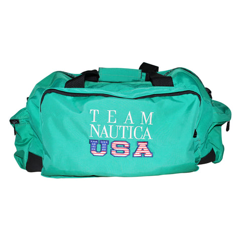 Nautica Team USA Sports Bag - Thriftfinds, NZ Vintage clothing store