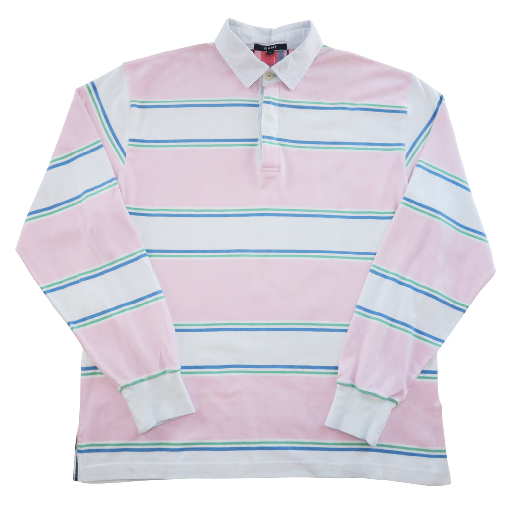 Gant 90's Candy Rugby Polo