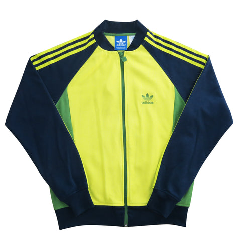 Adidas Rasta Colourway Jacket