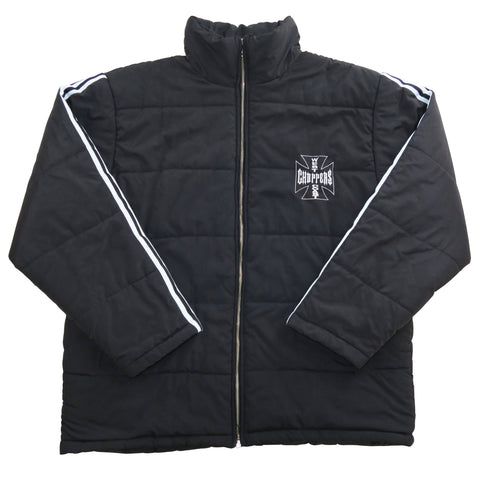 Westcoast Choppers Embroidered Puffer Jacket