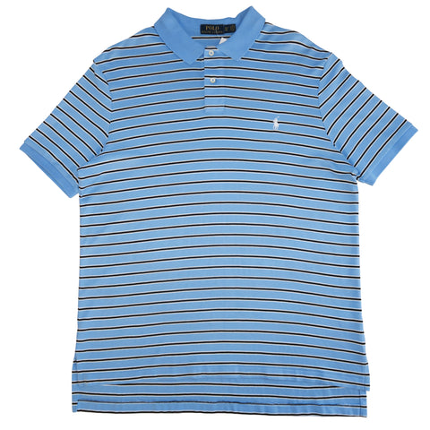 Ralph Lauren Stripe Luxury Polo