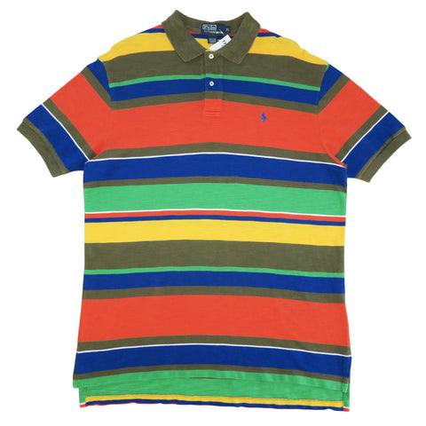 Ralph Lauren Retro Stripe Polo