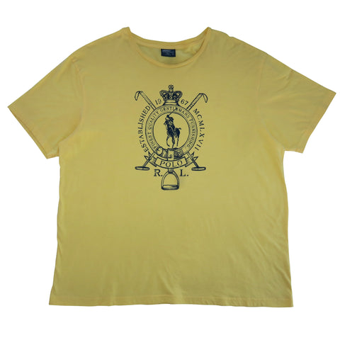 Ralph Lauren Crown Tee