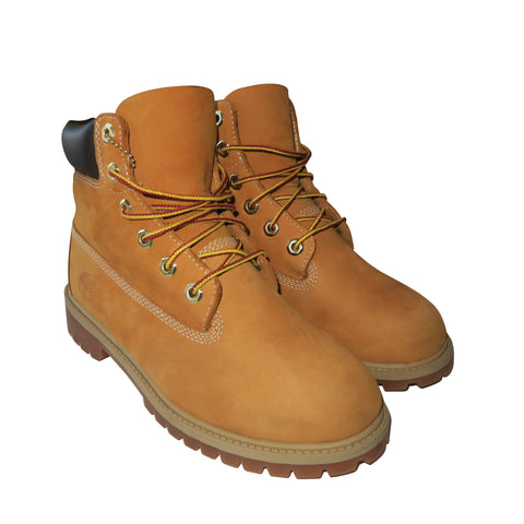 Timberland Wheat Suede Boots