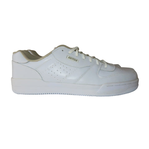 British 90's Low Shoes (Air Force Style)