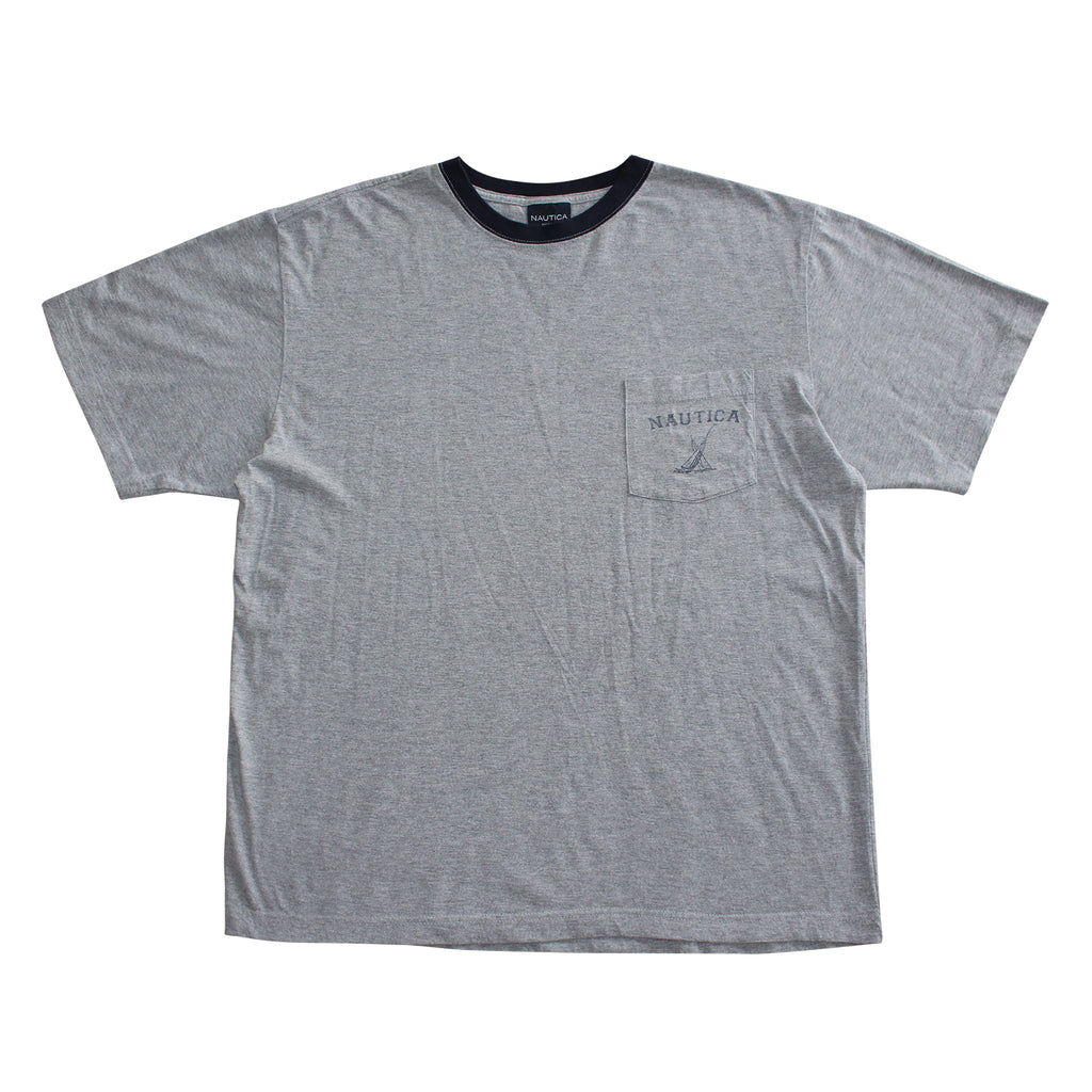 Nautica J-class Vintage Tee - Thriftfinds, NZ Vintage clothing store