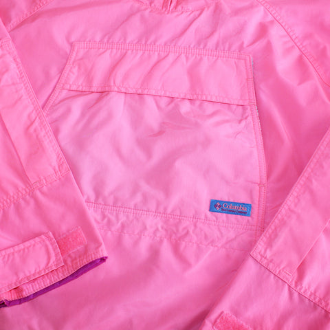 Columbia Retro Windbreaker - Thriftfinds, NZ Vintage clothing store