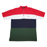 Nautica - Retro Bogo Polo - Thriftfinds, NZ Vintage clothing store