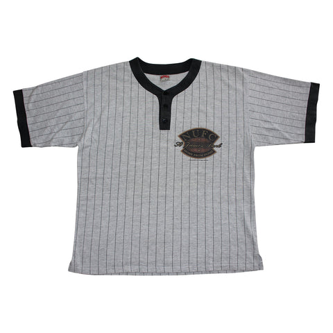 Nutmeg NUFC 90's Vintage Baseball - Thriftfinds, NZ Vintage clothing store
