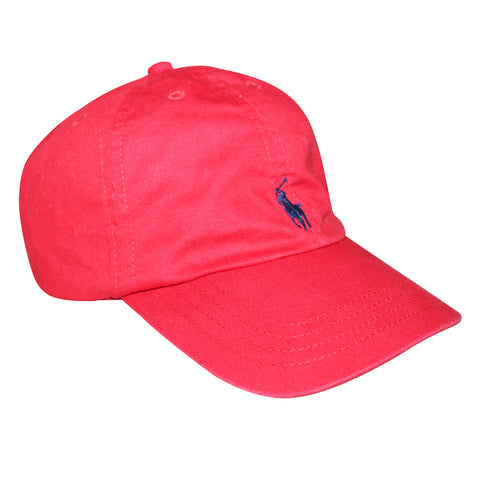 Ralph Lauren Red Hat - Thriftfinds, NZ Vintage clothing store