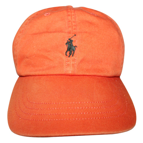 Ralph Lauren Orange Hat - Thriftfinds, NZ Vintage clothing store