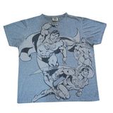 DC Superman Vintage Tee - Thriftfinds, NZ Vintage clothing store