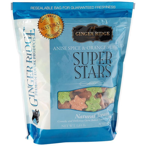 Ginger Ridge Super Stars Natural Treats