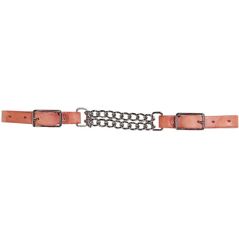 NRS Double Chain Curb Harness