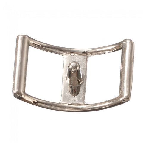 Tough-1 Nickel Plated Conway Buckle
