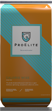 ProElite Calorie Wise Horse Feed