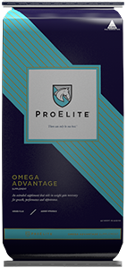 ProElite Omega Advantage Horse Feed