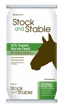 Stock and Stable 12% Sweet Horse Feed