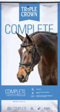 Triple Crown Complete Horse Feed Formula