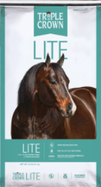 Triple Crown Lite Horse Feed Formula