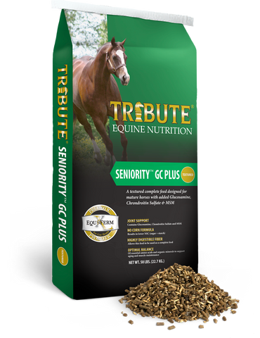 Seniority™ Textured GC Plus Horse Feed