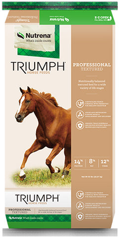 Triumph Professional Textured Horse Feed